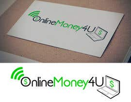 #27 para Design a Logo for Online Money por Yoestiandito