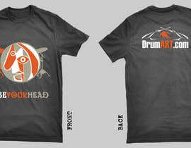 #33 cho Design a T-Shirt for DrumART.com bởi chromedokuro