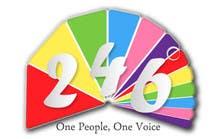 Graphic Design Inscrição do Concurso Nº61 para Design a logo for a company 246degrees