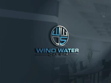 #15 cho Design a Logo for Wind Water Day Spa bởi ydgdesign