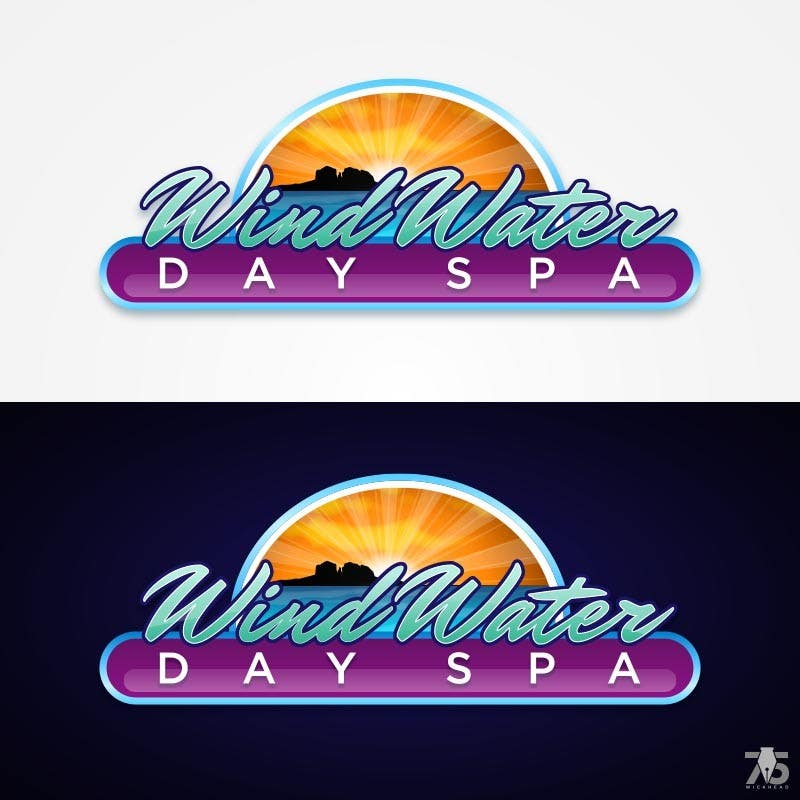 Contest Entry #27 for Design a Logo for Wind Water Day Spa