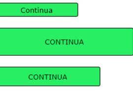Nro 5 kilpailuun Creare un pulsante più accattivamente käyttäjältä emanuelebertuzzi