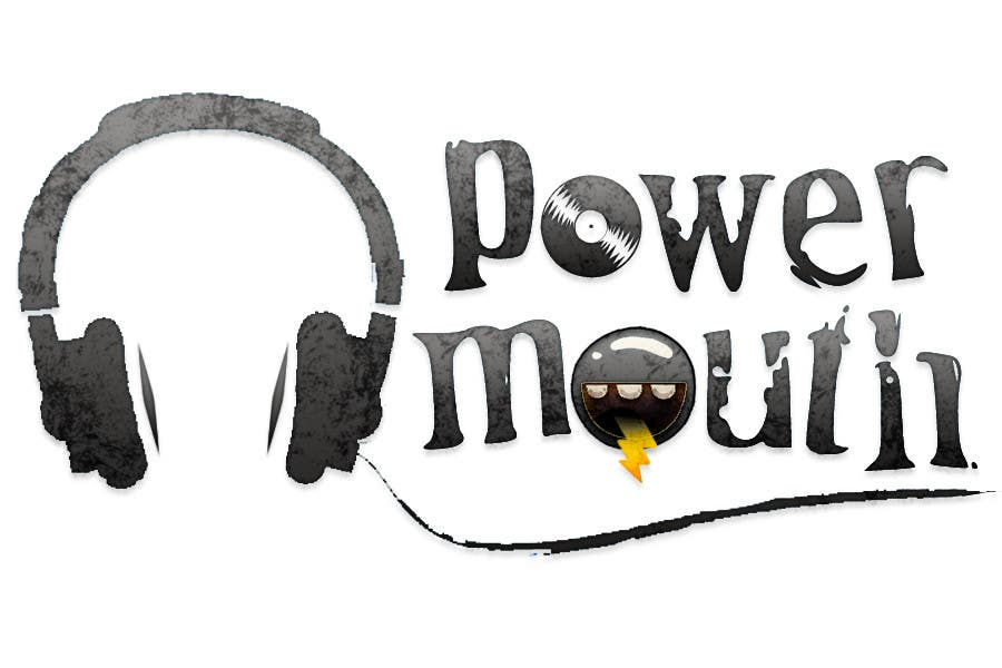 "Contest Entry #44 for Logo and Symbol Design for ""POWERMOUTH"", melodic industrial metal band"