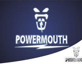 "#54 para Logo and Symbol Design for ""POWERMOUTH"", melodic industrial metal band por VegetaDTX"