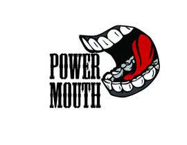 "#57 untuk Logo and Symbol Design for ""POWERMOUTH"", melodic industrial metal band oleh b0gdan018"