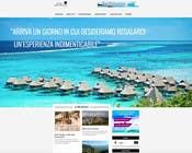 Graphic Design Inscrição do Concurso Nº8 para Create an image with text as a banner for my Travel Blog Homepage