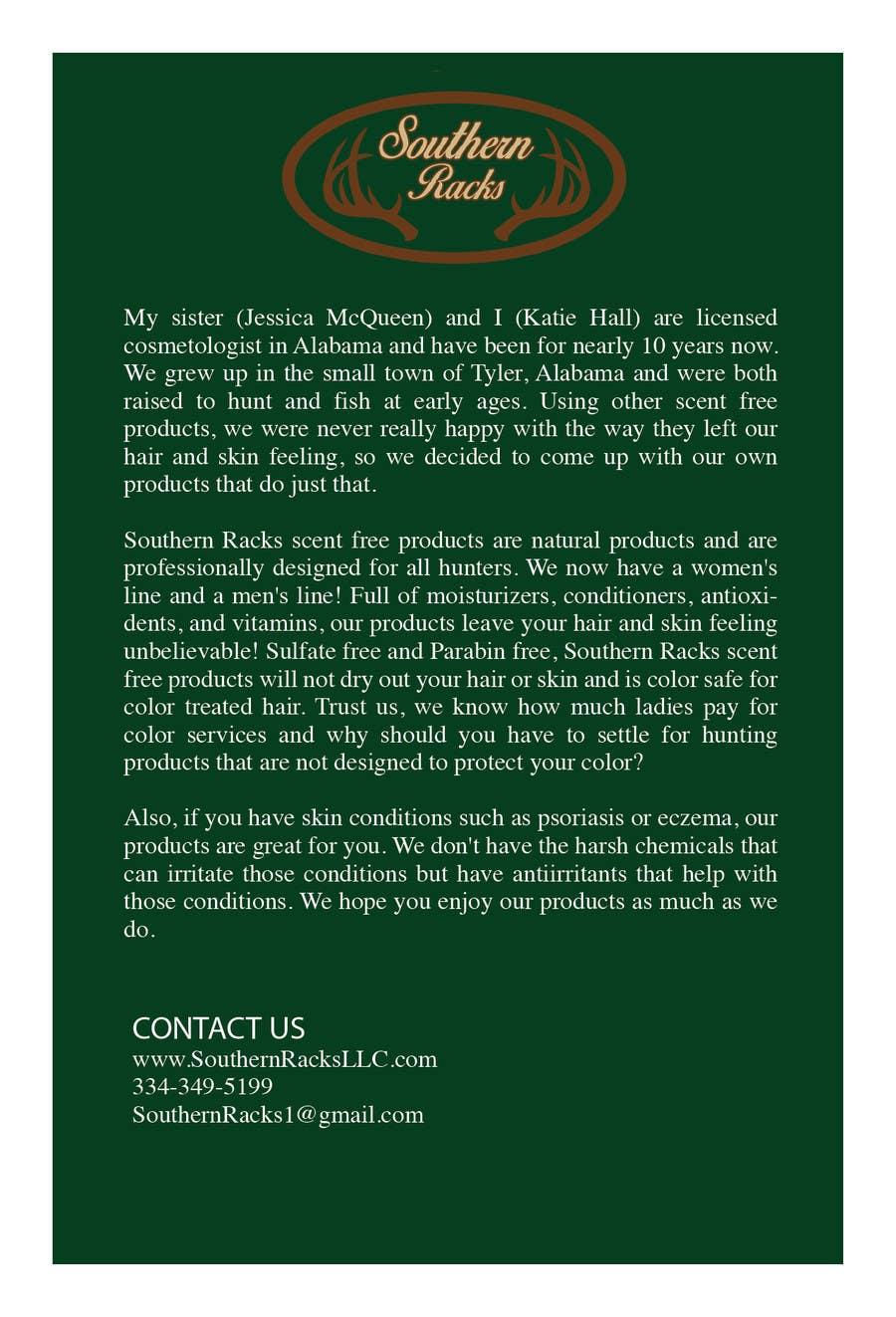 Penyertaan Peraduan #4 untuk Design a Flyer for Southern Racks LLC