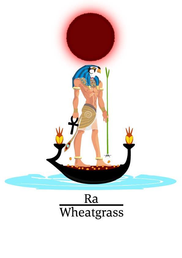 Konkurrenceindlæg #58 for I need some Graphic Design for   Ra Wheatgrass