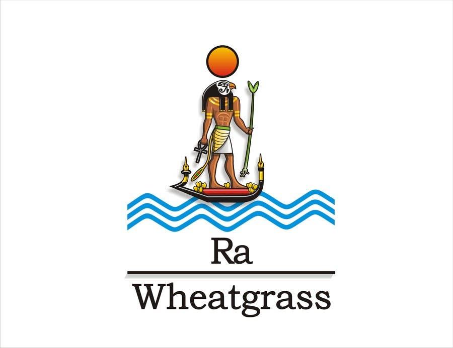 Konkurrenceindlæg #60 for I need some Graphic Design for   Ra Wheatgrass