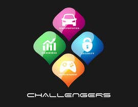 #321 for Design Logos for the Four Verticals of Challengers Event by twindesigner