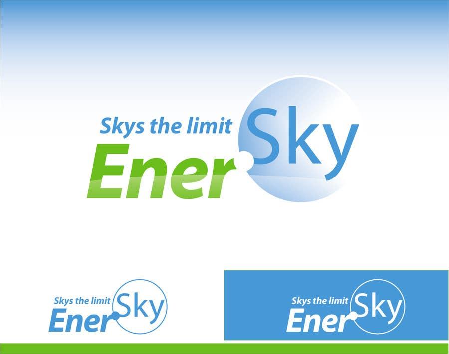 Kilpailutyö #166 kilpailussa Design a Logo for EnerSky