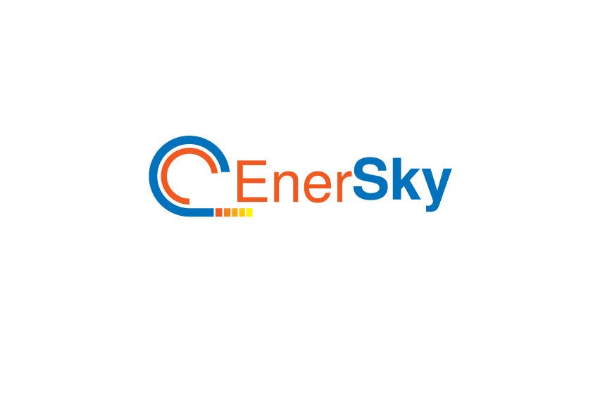#282 for Design a Logo for EnerSky by paxslg