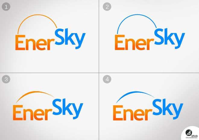 #78 for Design a Logo for EnerSky by dhido