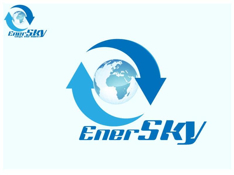 Kilpailutyö #336 kilpailussa Design a Logo for EnerSky