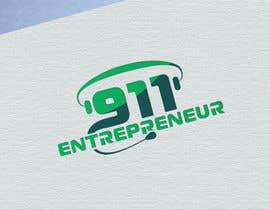 #26 untuk Design a Logo for E N T R E P R E N E U R 9 1 1 oleh Alexandr5000