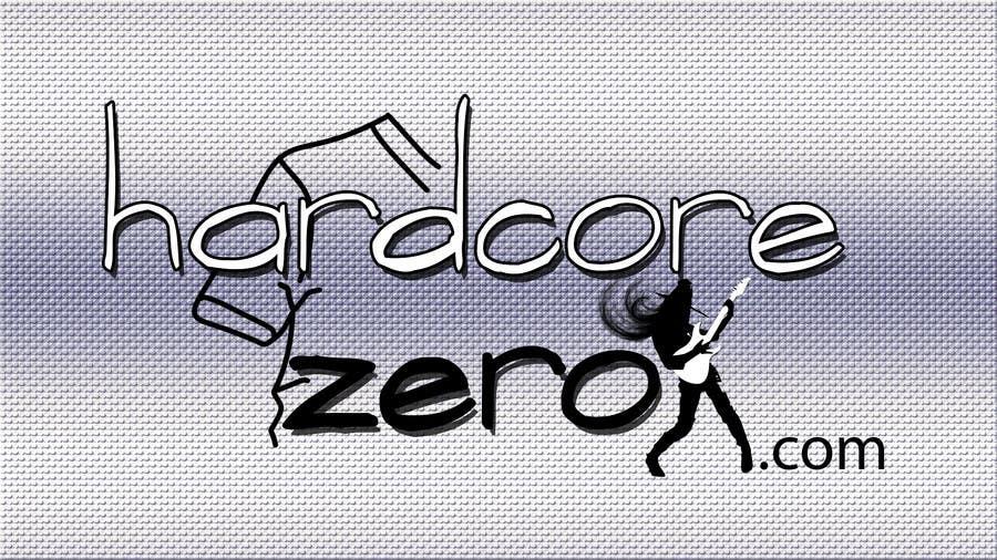 Inscrição nº 12 do Concurso para Design a Logo for Hardcorezero.com