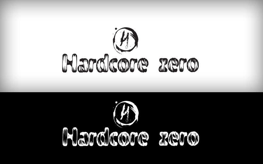 Inscrição nº 46 do Concurso para Design a Logo for Hardcorezero.com