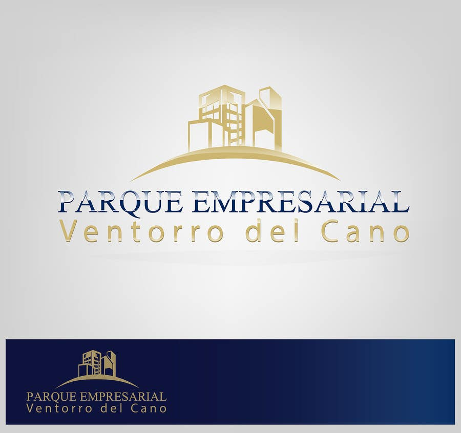 "Illustrator Contest Entry #49 for Diseñar un logotipo for ""PARQUE EMPRESARIAL VENTORRO DEL CANO"""