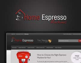 #87 para Design a Logo for home espresso machines por maniti