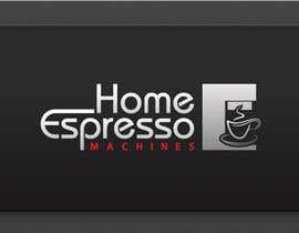 #100 for Design a Logo for home espresso machines af logoforwin