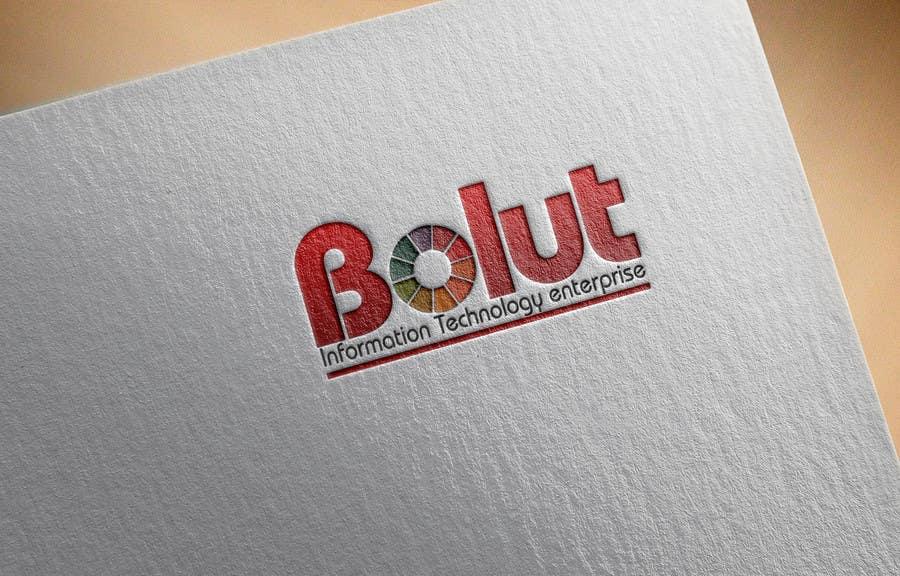 Konkurrenceindlæg #                                        9                                      for                                         Design a Logo for the Organization Bolut