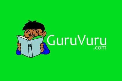 #27 for Design a Logo for www.guruvuru.com af superstyle