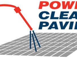 #1 para Design a Logo for Power Clean Paving por mdiazpmp
