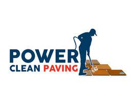 #13 para Design a Logo for Power Clean Paving por ralfgwapo