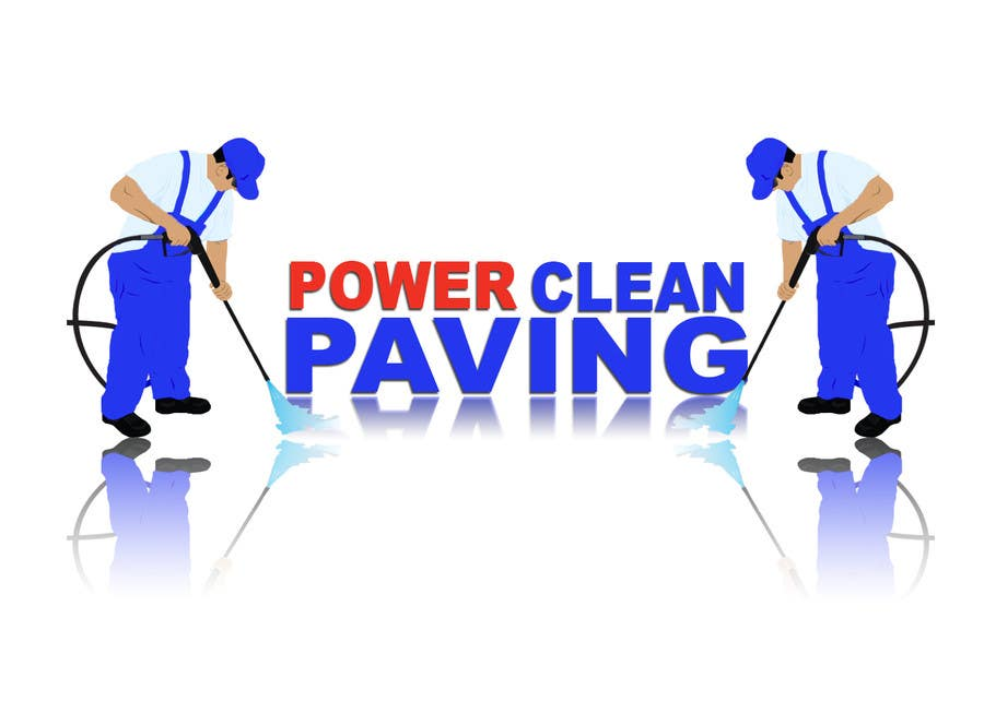Contest Entry #9 for Design a Logo for Power Clean Paving