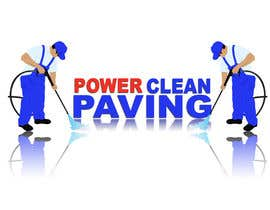 #9 para Design a Logo for Power Clean Paving por CodeIgnite