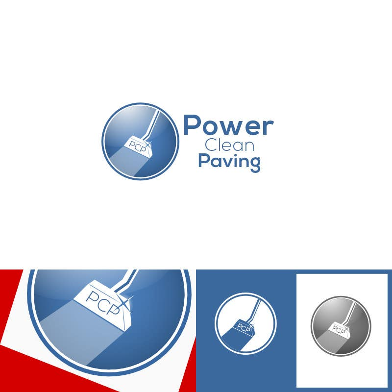 Entry 28 By Harieee For Design A Logo For Power Clean Paving