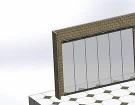 shuif tarafından Panoramic Glass moving door screen için no 21