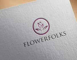 #58 untuk Design a Logo for FlowerFolks oleh timedesigns