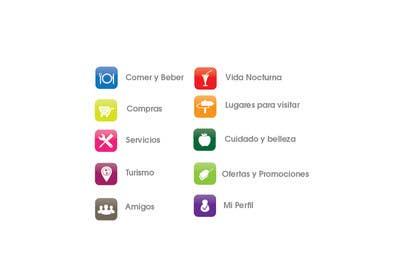 Nro 1 kilpailuun Diseñar iconos y fuente käyttäjältä iffikhan