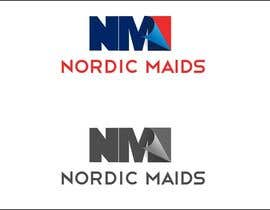 #15 para Design a Logo for Nordic Maids por iakabir
