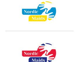 #14 para Design a Logo for Nordic Maids por pjison