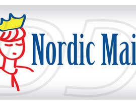 #20 for Design a Logo for Nordic Maids af ntandodlodlo