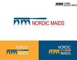 #7 for Design a Logo for Nordic Maids af rogerweikers