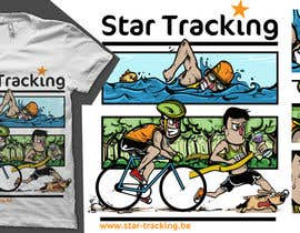 #37 for Design a T-Shirt for Star-Tracking af crayonscrayola