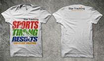 Bài tham dự #31 về Graphic Design cho cuộc thi Design a T-Shirt for Star-Tracking