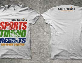 #31 cho Design a T-Shirt for Star-Tracking bởi dhido