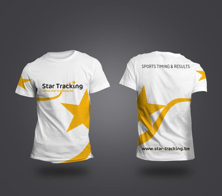 Bài tham dự cuộc thi #                                        36                                      cho                                         Design a T-Shirt for Star-Tracking