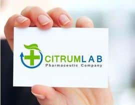 #185 cho Design a Logo for pharmaceutic company called Citrum Lab bởi alexandracol