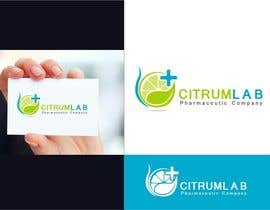 #294 cho Design a Logo for pharmaceutic company called Citrum Lab bởi alexandracol