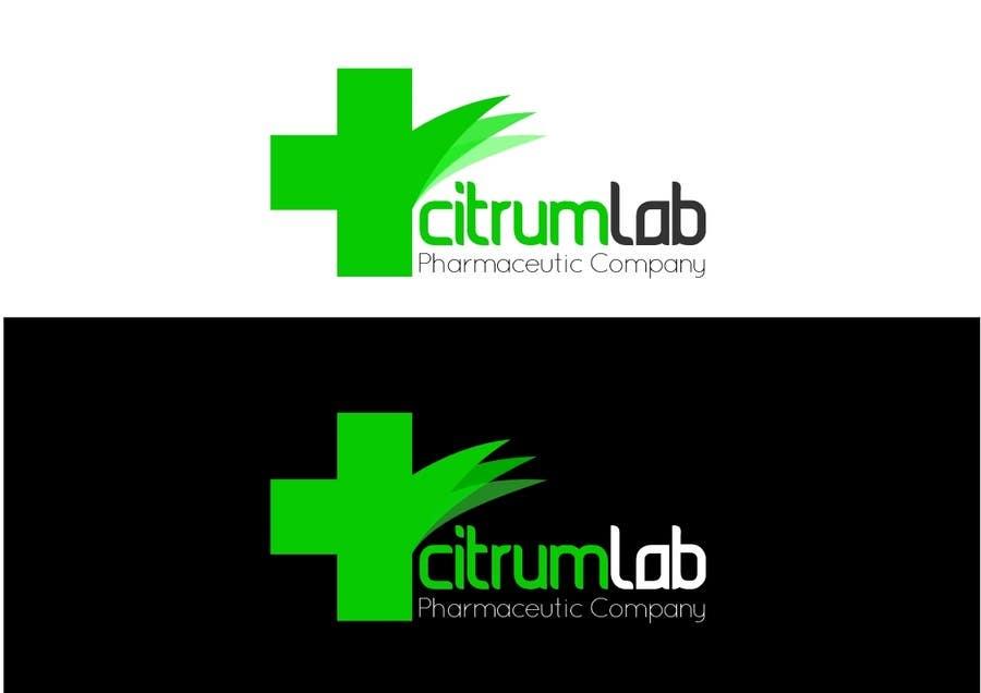 Bài tham dự cuộc thi #320 cho Design a Logo for pharmaceutic company called Citrum Lab