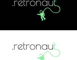 #24 untuk Design a Logo and websitedesign for Retronaut oleh danielmoffat