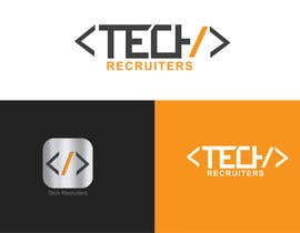 #150 cho Design a Logo for Tech Recruiters bởi babugmunna