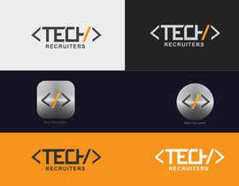 nº 157 pour Design a Logo for Tech Recruiters par babugmunna