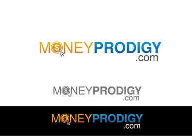 #26 untuk Design a logo for a new website (MoneyProdigy.com) oleh paxslg