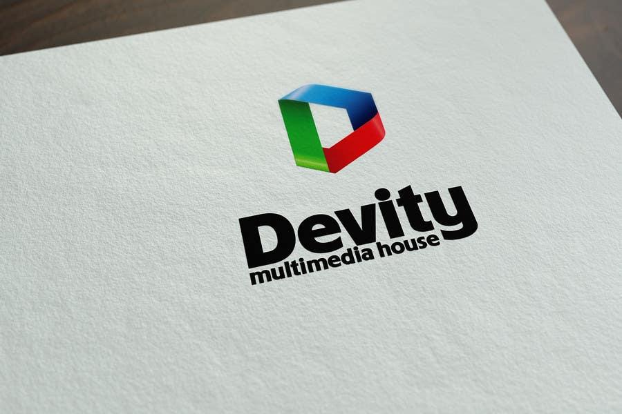 Proposition n°                                        23                                      du concours                                         Logo design for devity multimedia house